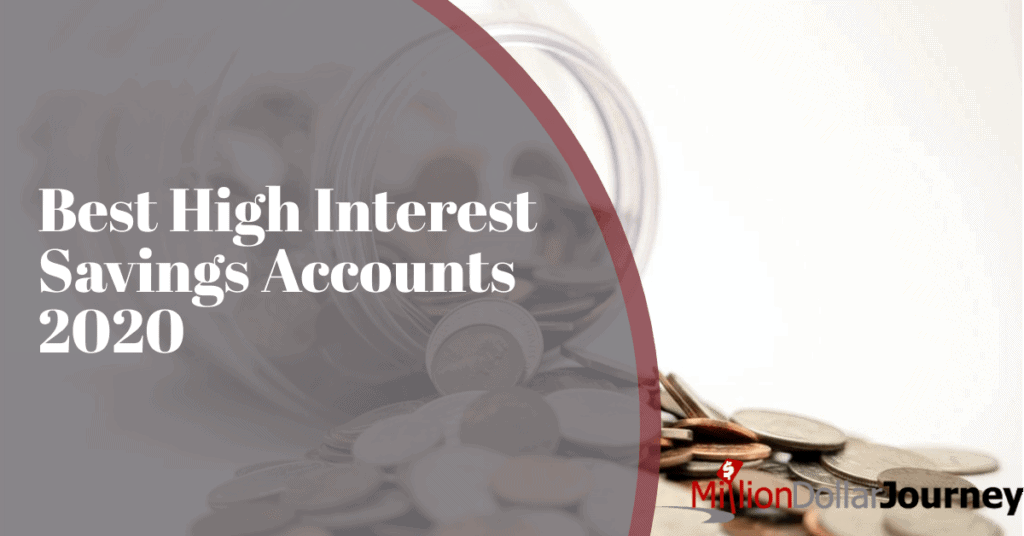 Best High Interest Savings Accounts 2020