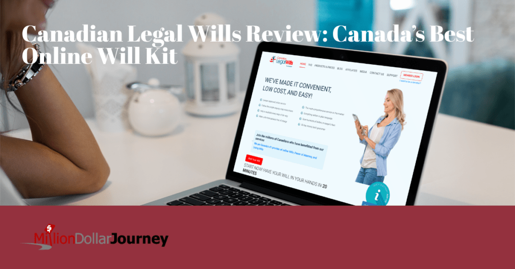 Canadian Legal Wills Review: Canada's Best Online Will Kit