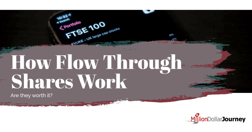 How Flow Through Shares Work