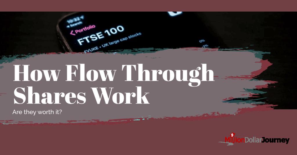 How Flow Through Shares Work