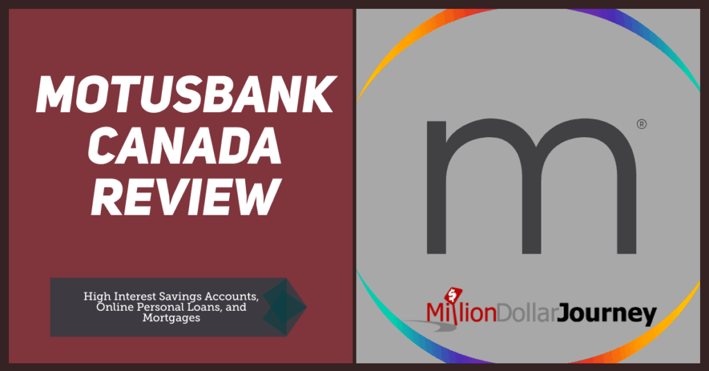 Motusbank Canada Review