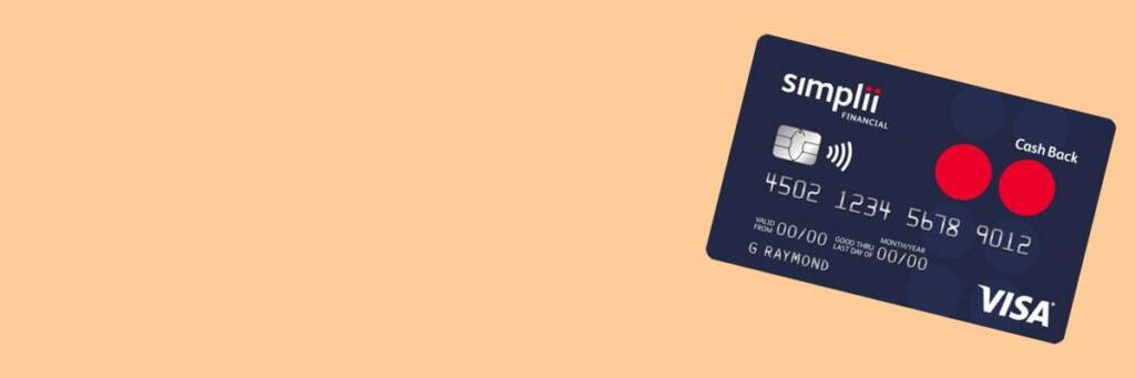 Simplii Financial Cash Back Visa Review