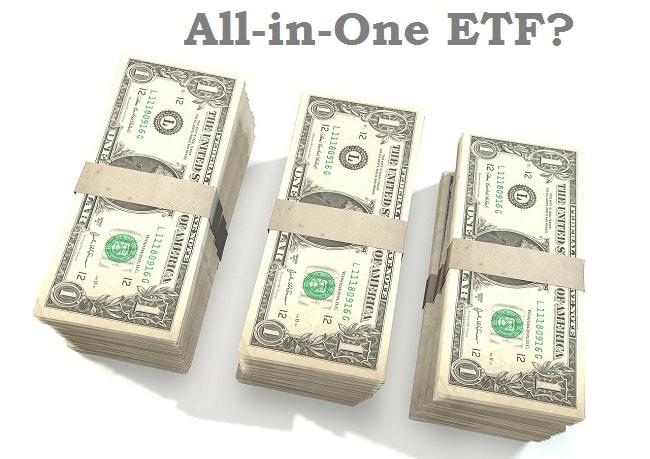 XAW or 3 ETFS?