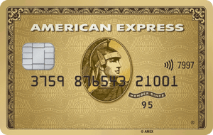 amex gold table