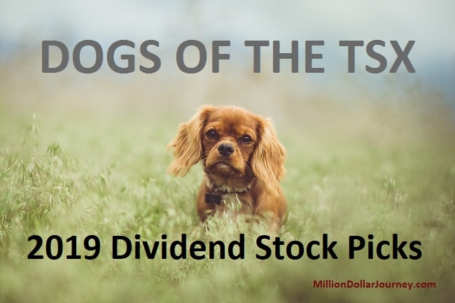 dog of the tsx dividend stock picks 2019