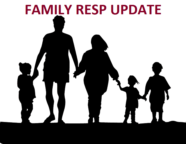 FAMILY RESP UPDATE