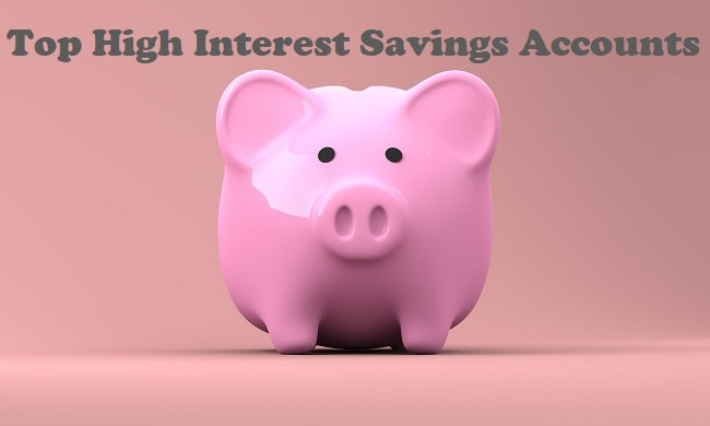 What personal savings accounts are available?