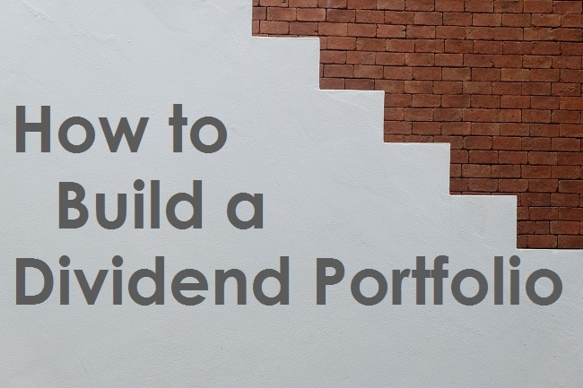 How to Build a Dividend Growth Portfolio