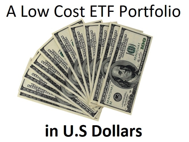 Building a Simple Low-Cost Indexed ETF Portfolio in USD