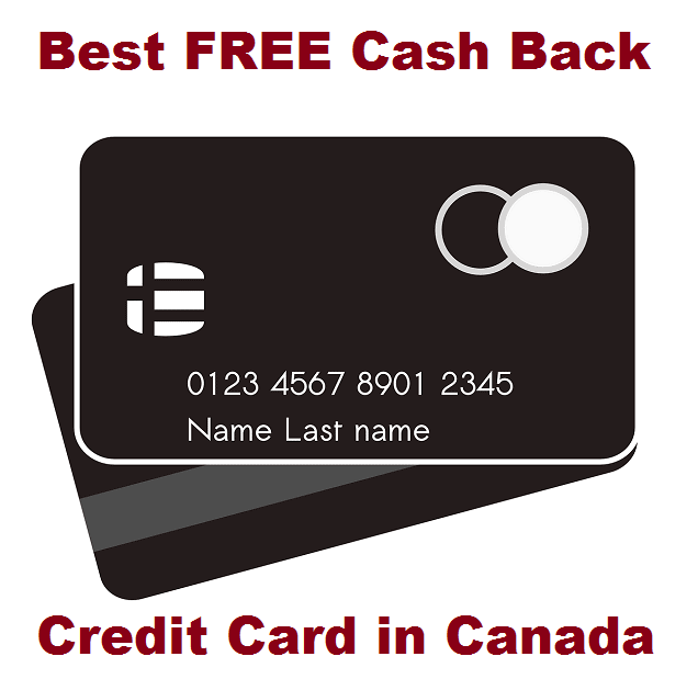 best cash back credit card in Canada
