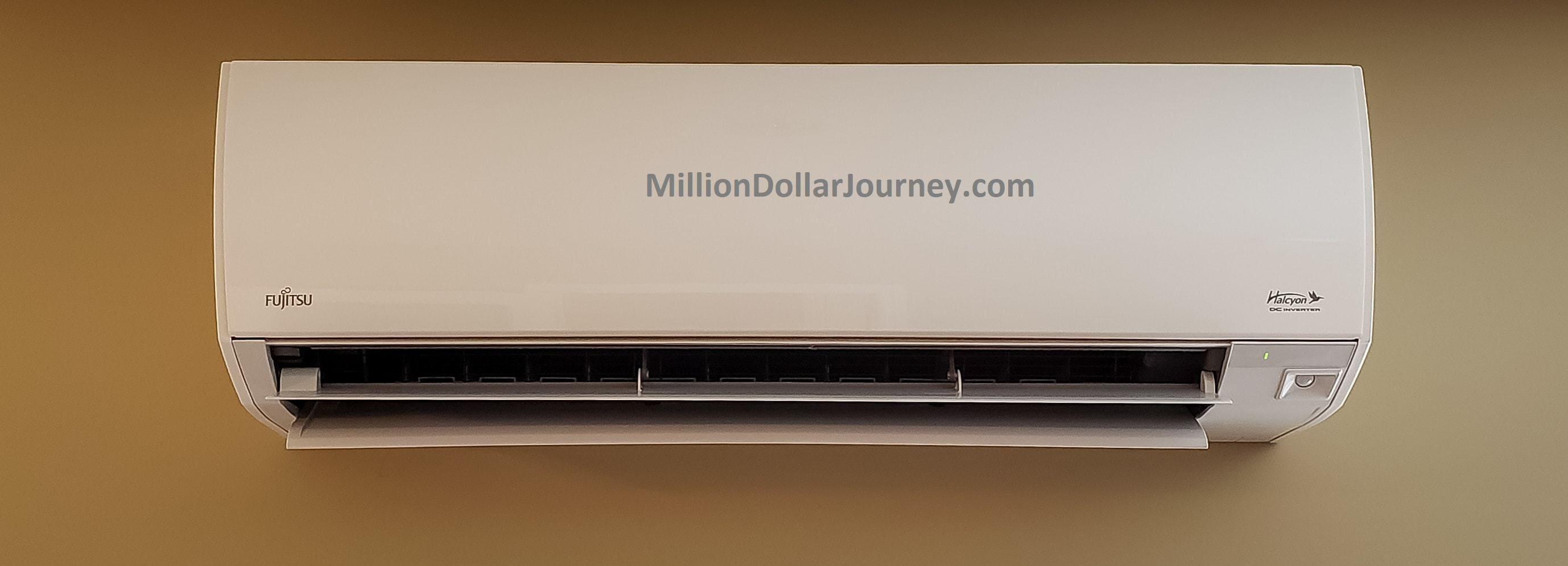 The Mini-Split Heat Pump Experiment – Will it Save You Money?