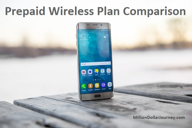 prepaid wireless plan comparison