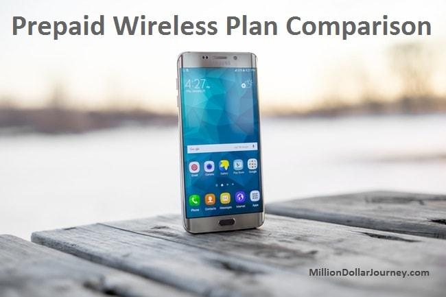 prepaid wireless plan comparison