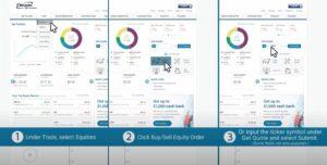 qtrade platform stock buying