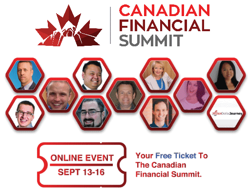 FREE ticket to the Canadian Financial Summit – 25+ Experts Online