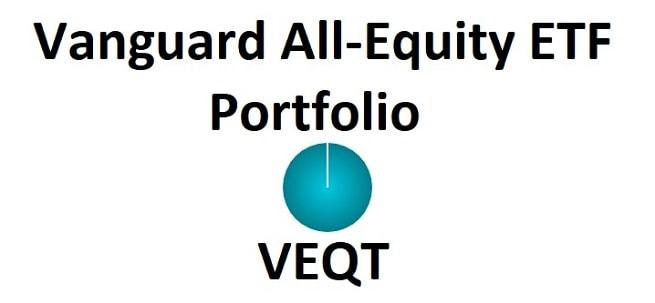Vanguard VEQT All-in-One 100% Equity Portfolio ETF