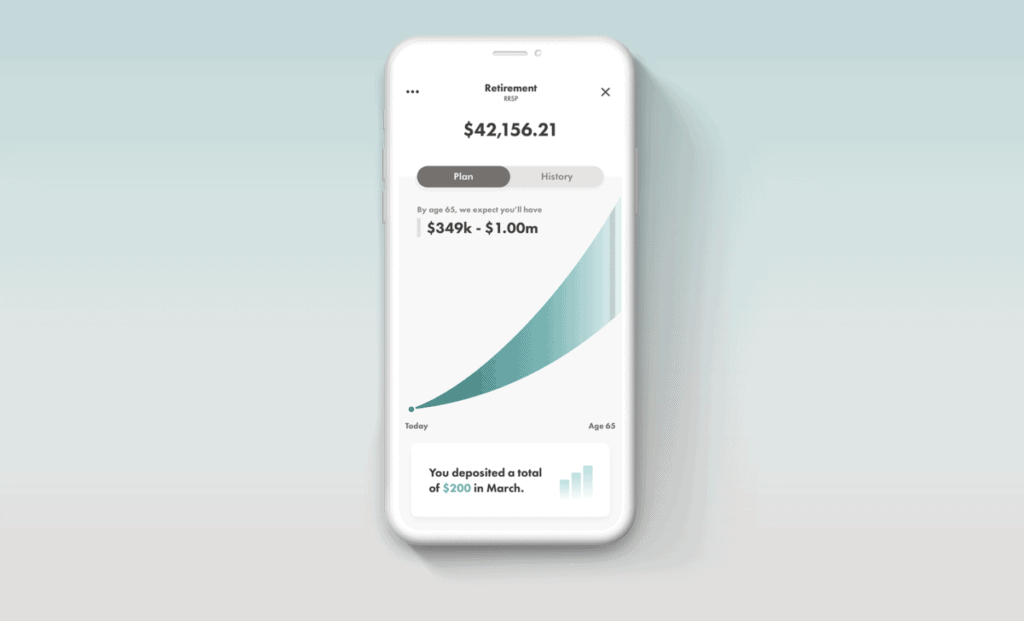 Wealthsimple Mobile Account Details