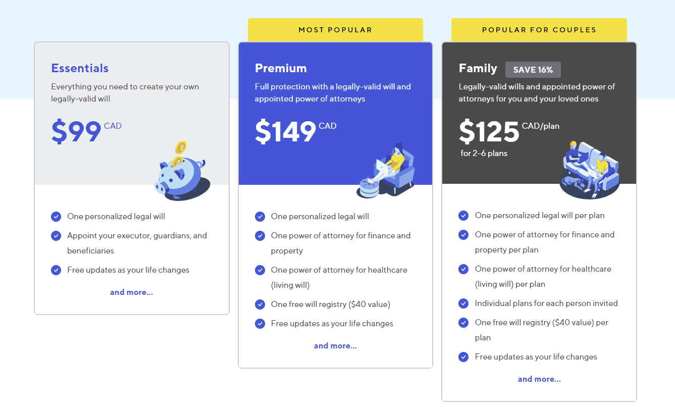 willful pricing